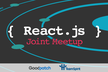【React.js】Goodpatch×TeamSpirit Meetup ※再増枠しました!