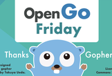 #7 Open Go Friday Online