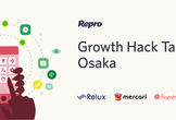 【好評につき増枠!】Growth Hack Talks Osaka<AMICUS × Repro>