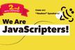 2周年記念:We Are JavaScripters! @26th【初心者歓迎LT大会】