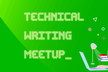 【Online】LINE Technical Writing Meetup vol.1