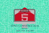 HTML5 Conference 2016