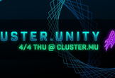 cluster.unity #1