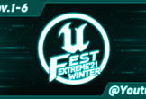 UNREAL FEST EXTREME 2021 WINTER