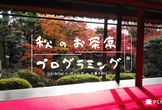 秋のお茶席体験 & プログラミング体験 - IchigoJam × カムロボ × お菓子釣り -