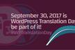Global WordPress Translation Day 3 in Osaka