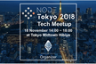 NodeTokyo Tech Meetup & Workshop