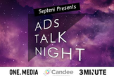 ADs TALK NIGHT#1 2018新春 by Septeni(新年会あり)