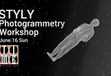 STYLY Photogrammetry Workshop at TIMEMACHINE