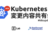 Kubernetes 変更内容共有会(v1.20)