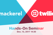 Mackerel × Twilio Hands-On Seminar #2
