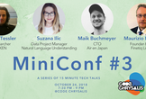 MiniConf with IDEO - Informational Tech Talks!
