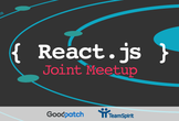 【React】Goodpatch×TeamSpirit Meetup ※再増枠しました!