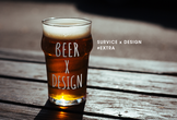 Service x Design #Extra Edition Beer Bash