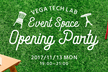 Event Space Opening Party