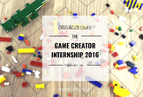 Game Creator Internship 2016