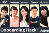 【増枠】Onboarding Hack! ~ アプリUX設計の最適解を考えよう ~【豪華5社事例!】