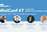 ライトニングトークイベント「MiniConf #7」