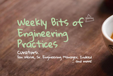 WebHack Weekly Bits of Engineering Practices