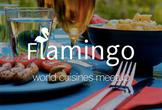 World cuisines meetup with Flamingo #2