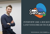 Interview Like a Rockstar:Land Your Dream Tech Job