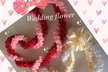 「ステファノーティス wedding flower」