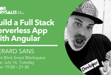 Build a Full Stack Serverless App with Angular