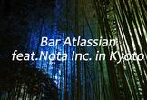 増席【京都】Bar Atlassian ft. Nota Inc. - クラフトビールが飲める会