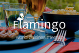 World cuisines meetup with Flamingo #3