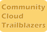 Community Cloud Trailblazers #0