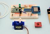 センサーとサーボモーターでIoTの「センシングとアクチュエーション」を実証するハンズオン