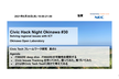 【オンライン開催】シビックテックフレームワーク研究 其の3