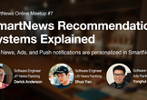 Online: SmartNews Recommendation Systems Explained