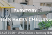 farmtory Urban Hacks Challenge #1 ハッカソン