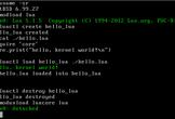 Luaカーネルモジュールで始めるカーネルプログラミング