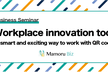 Mamoru Biz: Workplace innovation tool.