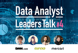 [オンライン開催]Data Analyst Leaders Talk! #4