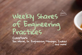 WebHack Weekly Shares of Engineering Practices