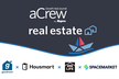 aCrew for Real Estate ~OYO、スペースマーケット、カウル、グッドルーム登壇!