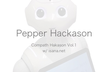 Compath Hackason #1 Pepper Hackason