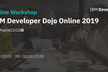 IBM Developer Dojo Online 2019 #09 PaaS&CI/CD