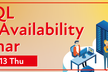 MySQL High Availability Seminar