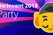 AWS re:Invent 2018 直前 Meetup Party @Ebisu