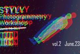 STYLY Photogrammetry Workshop at TIMEMACHINE Vol.2