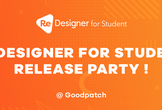 ReDesigner for Student Release Party!