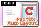 iPadで試す Auto Layout