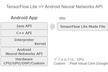 「TensorFlow Lite & Android 8.1 NN API ソースコード解析」独演会