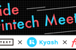 Inside Fintech Meetup ~ Finatext × Kyash × FOLIO ~