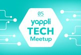 Front-End Tech Meetup by Yappli