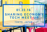 Sharing Economy Tech Meetup